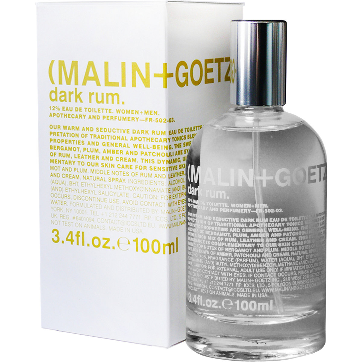 Malin Goetz Fragrance Samples From Jeffrey Barneys New