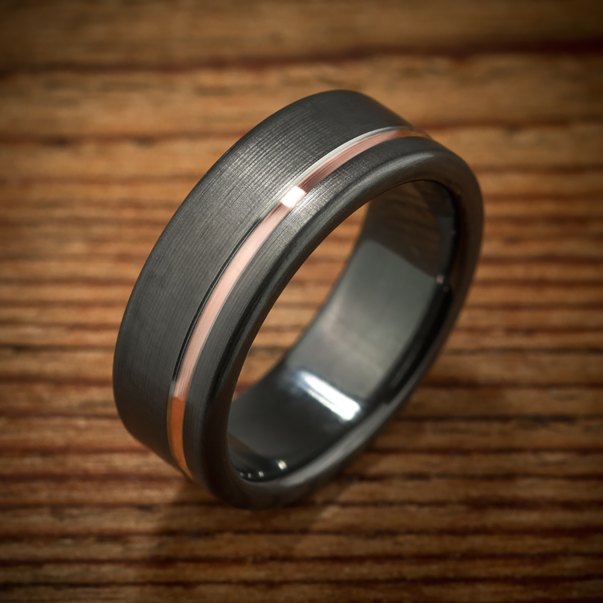 Black and Gold Wedding Bands Design Blog of Nathan McPherson